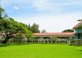 Palacio de amor y esperanza, tailandia — Foto de Stock