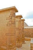 Saqqara, in egitto — Foto Stock