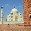 Stock Photo: Taj Mahal, India