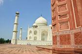 Taj mahal, indie — Stock fotografie