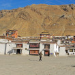 Tashilhunpo Monastery - Stock Photo