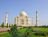 Taj Mahal, India — Stock Photo