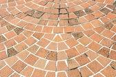 Paving stone pattern — Stock Photo