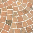 Paving stone pattern — Stock Photo