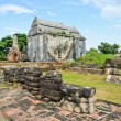 Ancient and ruins temple -  