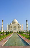 Taj Mahal, India — Stockfoto