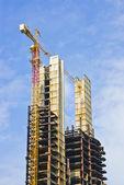 övergiven byggnad — Stockfoto