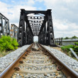 Old railway bridge — Stock Photo #15812885