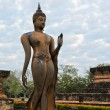 Walking Buddhstatue — Stock Photo #18327805