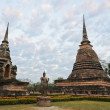 Sukhothai Historical Park — Stock Photo #18327809