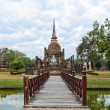 Sukhothai Historical Park, Thailand — Stock Photo #18327829