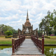 Stock Photo: Sukhothai Historical Park, Thailand