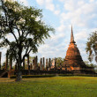 Sukhothai Historical Park — Stock Photo #18328181