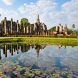 Sukhothai Historical Park, Thailand — Stock Photo #18366763