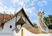 Famoso templo en nan, tailandia — Foto de Stock