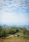 Tropikalny górskiej — Zdjęcie stockowe
