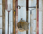 Agricultural tool — Stock Photo