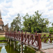 Sukhothai Historical Park, Thailand — Stock Photo #23979137