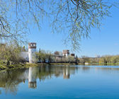 Novodevichy Convent , Russia — Stock Photo