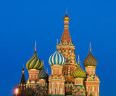 St. Basil's Cathedral, Russia — Foto Stock