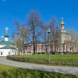 Stock Photo: Novodevichy Convent, Russia.