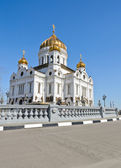 Cathedral of Christ the Saviour — 图库照片