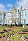Catherine Palace, Russia — Stock Photo