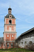 Ancient Russian Orthodox Bell Tower — Stock Photo