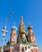 St. Basil's Cathedral, Russia — Stock Photo