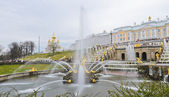 Peterhof Palace, Russia — Stock Photo