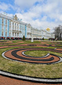 Palacio de catalina, rusia — Foto de Stock
