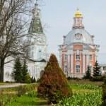 Trinity Lavra of St. Sergius monastery — Stock Photo #26699983