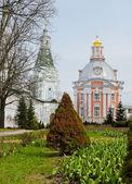 Lavra da trindade do mosteiro de st. sergius — Fotografia Stock