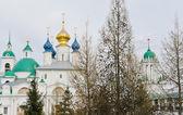 Spasso-Yakovlevsky Monastery — Stock Photo