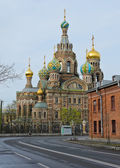 Church Of The Savior On Spilled Blood — Stock fotografie