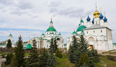 Spasso yakovlevsky 修道院 — 图库照片