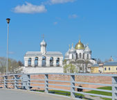 Novgorod Kremlin — Stock Photo