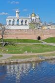 Kremlin de novgorod — Photo