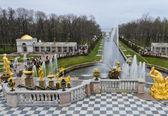 Peterhof sarayı — Stok fotoğraf