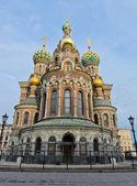 Katedralen i uppståndelsen — Stockfoto