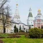 St. Sergius monastery — Stock Photo #27736153