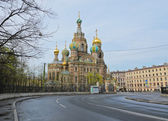 Church of Spilled Blood — Stock Photo