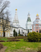 St. Sergius monastery — Stock Photo