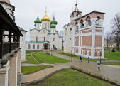 Monastery of Saint Euthymius — Stock Photo