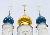 ロシアの正統派のドーム — ストック写真
