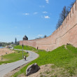 Stock Photo: Novgorod Kremlin