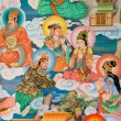 Chinese mural — Stock Photo #30395041