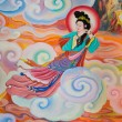 Chinese mural — Stock Photo #30578355