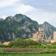 Cement plant — Stock Photo #33033213
