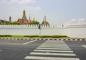 Tempel van de smaragden boeddha — Stockfoto